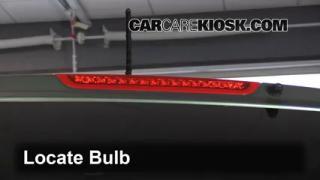 2007 Kia Sportage LX 2.7L V6 Lights Center Brake Light (replace bulb)