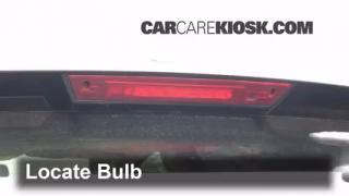 2007 Lincoln MKX 3.5L V6 Lights Center Brake Light (replace bulb)