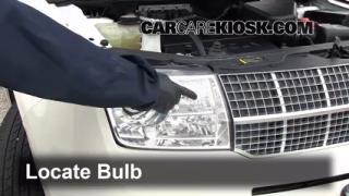 Parking Light Change 2007-2015 Lincoln MKX