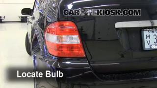 Brake Light Change 2006-2011 Mercedes-Benz ML350