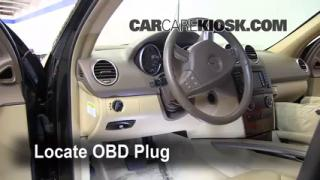 Engine Light Is On: 2006-2011 Mercedes-Benz ML350 - What to Do