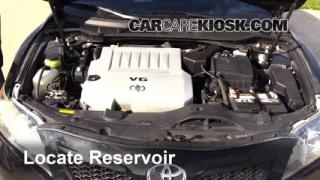 How To Add Refrigerant To A 2007 2011 Toyota Camry 2007