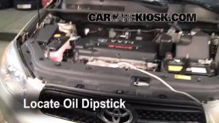 2007 Toyota RAV4 2.4L 4 Cyl. Fluid Leaks Oil (fix leaks)