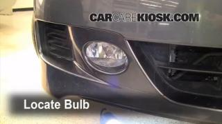 Fog Light Replacement 2004-2008 Acura TSX