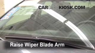 Front Wiper Blade Change Acura TSX (2004-2008)