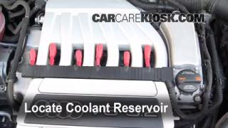 2008 Audi A3 Quattro 3.2L V6 Coolant (Antifreeze) Flush Coolant