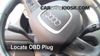 Engine Light Is On: 2006-2013 Audi A3 - What to Do