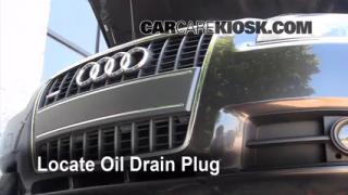 Oil & Filter Change Audi A3 (2006-2013)