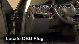 Engine Light Is On: 2005-2011 Audi A6 - What to Do