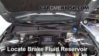 replace a fuse 2008 2016 audi s5 2008 audi s5 4 2l v8 2008 2016 audi s5 brake fluid level check