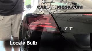 Reverse Light Replacement 2008-2014 Audi TT Quattro