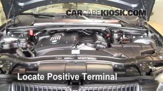 2008 BMW 328xi 3.0L 6 Cyl. Sedan (4 Door) Battery Jumpstart