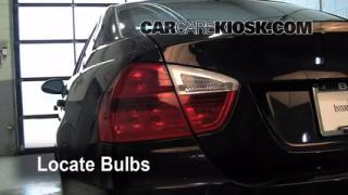 2008 BMW 328xi 3.0L 6 Cyl. Sedan (4 Door) Lights Brake Light (replace bulb)