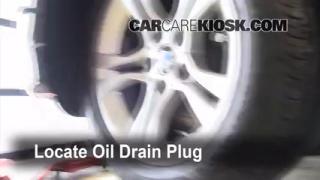 Oil & Filter Change BMW 328xi (2006-2013)