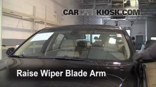 Front Wiper Blade Change BMW 328xi (2006-2013)