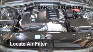 Cabin Filter Replacement: BMW 528xi 2004-2010