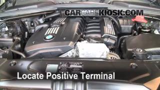 How to Jumpstart a 2004-2010 BMW 528xi