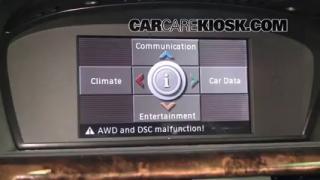 2008 BMW 528xi 3.0L 6 Cyl. Reloj Fijar hora de reloj