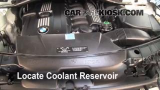 Coolant Level Check: 2004-2010 X3