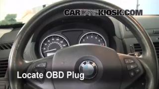 Engine Light Is On: 2004-2010 BMW X3 - What to Do