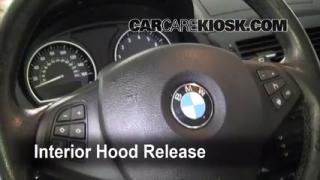 Check the Belts: 2004-2010 BMW X3