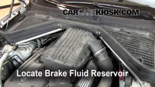 2008 BMW X5 3.0si 3.0L 6 Cyl. Brake Fluid Add Fluid