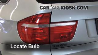Tail Light Change 2007-2013 BMW X5