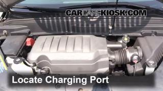 2008 Buick Enclave CXL 3.6L V6 Air Conditioner Recharge Freon