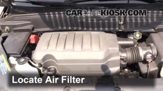 How to Add Coolant: Buick Enclave (2008-2012) - 2008 Buick ...