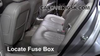 2008 Buick Lucerne CXL 3.8L V6%2FFuse Interior Part 1 follow these steps to add power steering fluid to a buick lucerne  at readyjetset.co