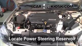 Follow These Steps to Add Power Steering Fluid to a Chevrolet Impala (2006-2014)