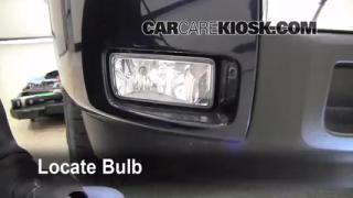 2008 Chevrolet Silverado 1500 LT 5.3L V8 Extended Cab Pickup (4 Door) Lights Fog Light (replace bulb)