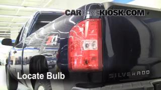 Reverse Light Replacement 2007-2013 Chevrolet Silverado 1500
