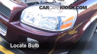 2008 Chevrolet Uplander LS 3.9L V6 Lights Highbeam (replace bulb)
