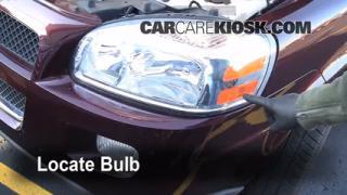 2008 Chevrolet Uplander LS 3.9L V6 Lights Parking Light (replace bulb)