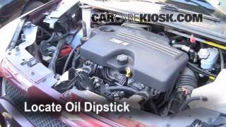 Check Oil Level 2005-2008 Chevrolet Uplander