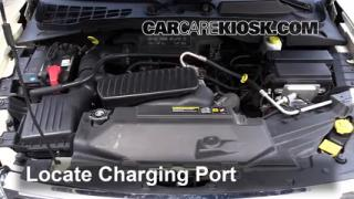2008 Chrysler Aspen Limited 5.7L V8 Air Conditioner Recharge Freon