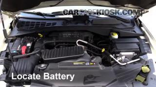 2008 Chrysler Aspen Limited 5.7L V8 Battery Jumpstart