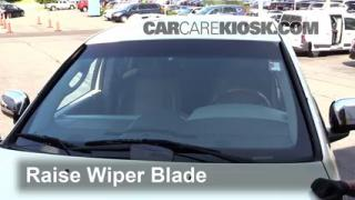 2008 Chrysler Aspen Limited 5.7L V8 Windshield Wiper Blade (Front) Replace Wiper Blades