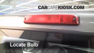 Third Brake Light Bulb Change Ford Ranger (2006-2011)