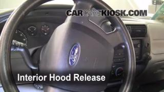 Check the Belts: 2006-2011 Ford Ranger