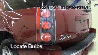 Brake Light Change 2007-2013 GMC Yukon