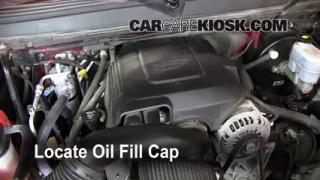 How to Add Oil GMC Yukon (2007-2013)
