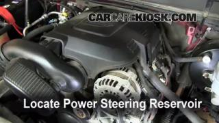 Follow These Steps to Add Power Steering Fluid to a GMC Yukon (2007-2013)