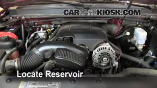Add Windshield Washer Fluid GMC Yukon XL 1500 (2007-2013)