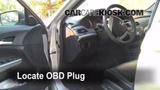 Engine Light Is On: 2008-2012 Honda Accord - What to Do