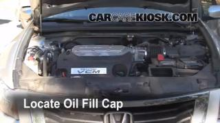 2008-2012 Honda Accord Oil Leak Fix