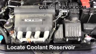How To Add Refrigerant To A 2007 2008 Honda Fit 2008