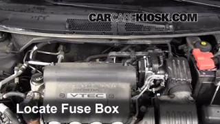 2008 Honda Fit 1.5L 4 Cyl.%2FFuse Engine Part 1 blown fuse check 2007 2008 honda fit 2008 honda fit 1 5l 4 cyl 2008 honda fit fuse box diagram at gsmx.co