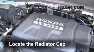 Coolant Flush How-to: Honda Ridgeline (2006-2014)